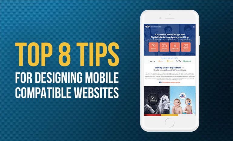 8 Simple Mobile Website Design Tips That You Didnt Know Before