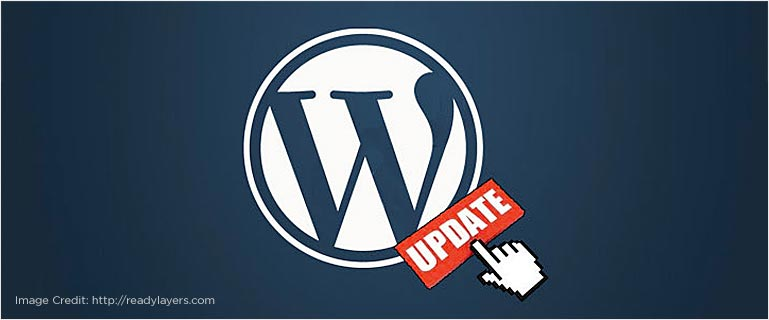 Keeping your WordPress Version Updated