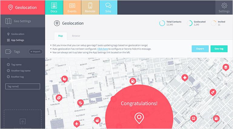 Use Mobile Geo location