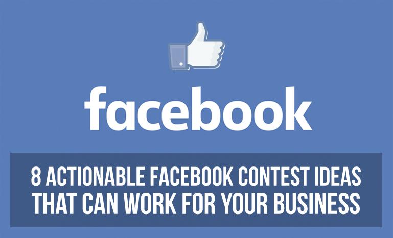 Facebook Contest Ideas