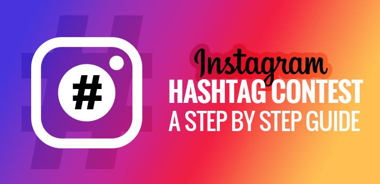 Instagram Hashtag Contest