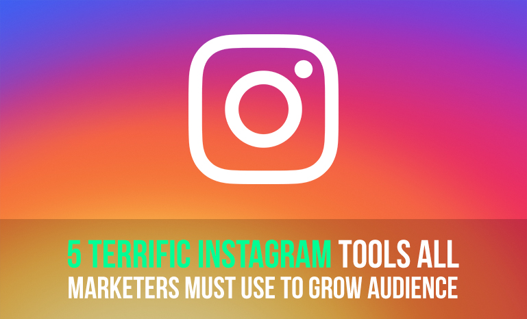 5 Time Saving Instagram Tools That Makes A Marketer's Life Easy