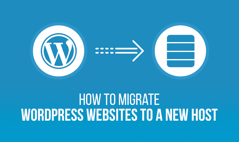 Migrating WordPress website to a new host