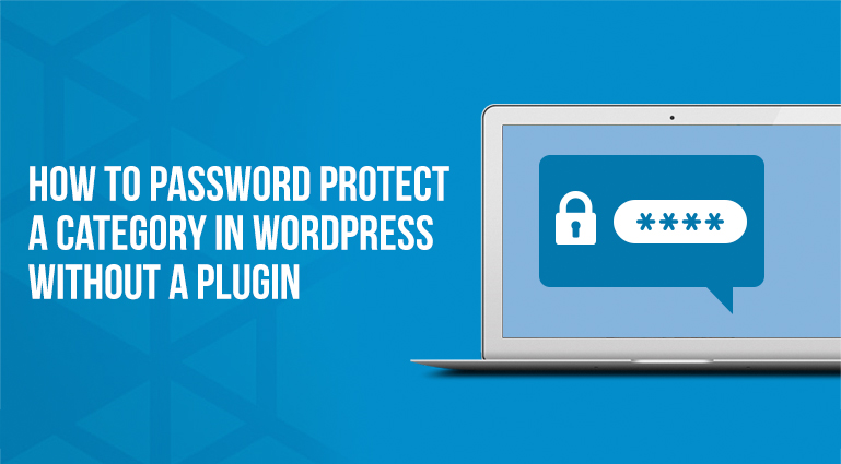 How to password protect a category in WordPress