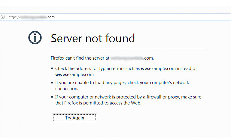 does changing dns hurts your seo